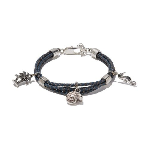 Male bracelet. With naval themes